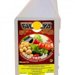 Жидкое удобрение БИУД овощное 1л